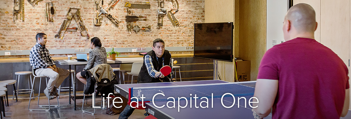 capital one about us